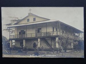 Australia NSW SYDNEY Coomassie MISSION HOUSE c1913 RP Postcard