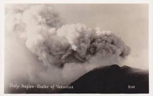 RP, Volcano, Crater Of Vesuvius, Naples (Campania), Italy, 1920-1940s