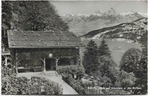 Switzerland Rutli blick auf urnersee 01.26