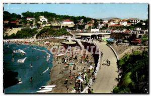 Sanary and surrounding Old Postcard Harbor Beach Issol