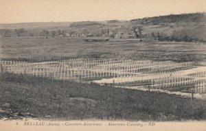 BELLEAU (Aisne), France , 00-10s; American Cemetery