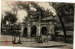 VIETNAM INDOCHINE - Annam - Hué - Porte Monumentale (190180)