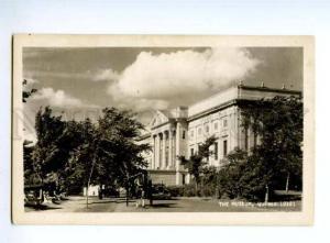 132955 CANADA QUEBEC Museum Vintage photo postcard