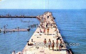 Dock, Lake Erie - Lakeside, Ohio