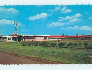 Unused Pre-1980 WHEATLAND MOTEL Regina Saskatchewan SK o0176