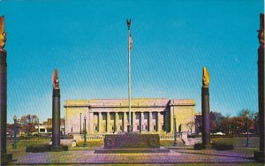 Indiana World War Memorial Plaza Indianapolis Indiana