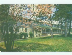 Pre-1980 MAMMOTH CAVE HOTEL Mammoth Cave National Park Kentucky KY hr6070@