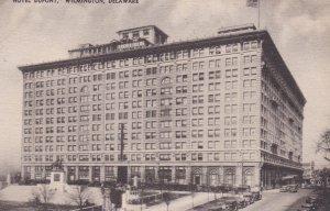 WILMINGTON , Delaware, 1930-40s ; Hotel Dupont