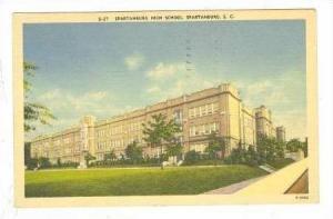 Spartenburg High School, Spartanburg, South Carolina, PU-1941