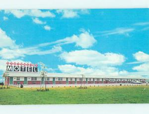Pre-1980 STATE LINE MOTEL Hagerstown Maryland MD M4878
