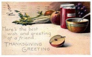 Thanksgiving  vegtables, Fruit