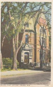 TRURO , Nova Scotia , Canada , 1930s ; Post Office