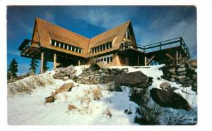 Grouse Mountain Chalet, North Vancouver , Canada , 40-60s