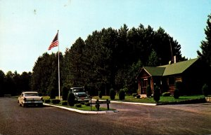 New York Pulaski Selkirk Shores State Park Entrance 1965