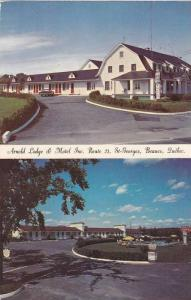 2-Views, Arnold Lodge & Motel, Inc., St-Georges-de-Beauce, Quebec, Canada, 19...