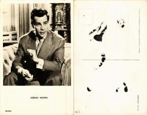 CPA AK ADRIAN HOVEN Film Star (568962)
