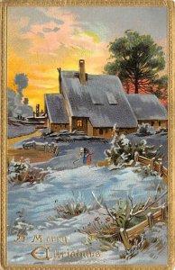 Raphael Tuck & Sons Publishing Christmas 1911