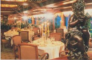 Interior View of Le Restaurant de France, Regal Kowloon Hotel, Mody Road, Kow...