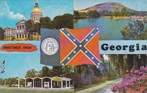 Georgia Greetings From Georgia