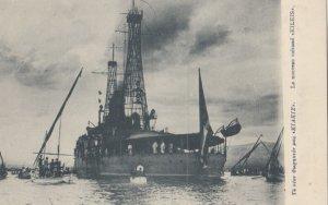 Greek Warship KILKIS , 1900-10s