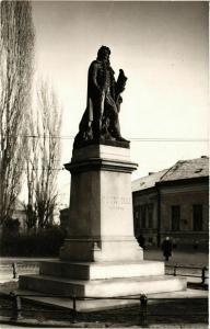 CPA Debrecen – Csokonai-Statue HUNGARY (853906)