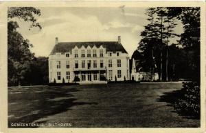 CPA Bilthoven Gemeentehuis NETHERLANDS (728789)