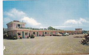 WEST YARMOUTH, Massachusetts, 50-60s; Yankee Village Resort Motel