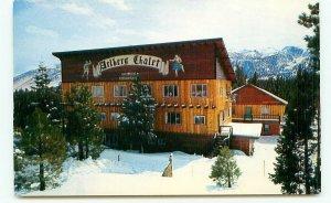 Arlberg Chalet Hotel Lodge Mammoths Lakes High Sierra California
