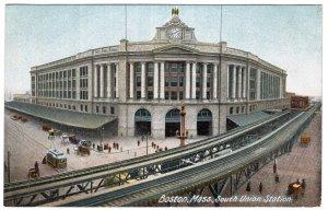 Boston, Mass, South Union Station