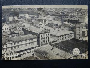 South Africa PORT ELIZABETH showing Palmerston Hotel - Old RP Postcard by S.& R.