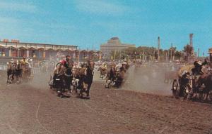 Chuck Wagon Race , Calgary , Alberta , Canada , 40-60s #3