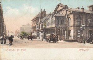 BRADFORD , UK , 1900-10s : Manningham Lane