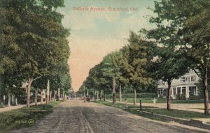 OTTAWA , Ontario, 1900-10s , Dufferin Avenue