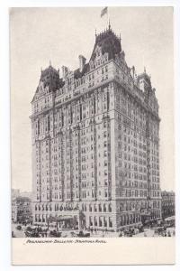 Bellevue Stratford Hotel Philadelphia PA UDB c 1908