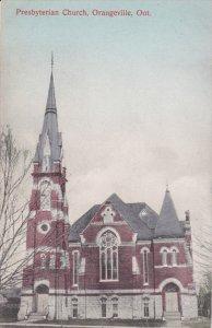 Presbyterian Church , ORANGEVILLE , Ontario , Canada , 00-10s
