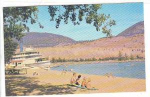 Sternwheeler S. S. Sicamous- Steamer, Penticton, B.C., Canada, 1940-1960s
