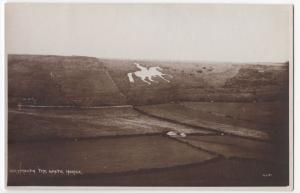 Dorset; Weymouth, The White Horse RP PPC, Unposted, c 1940's By Photochrom