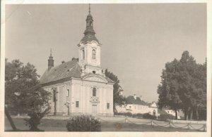 Czech Republic - Dobříš Kostel 03.05