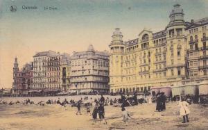 La Digue, Ostende (West Flanders), Belgium, 1900-1910s