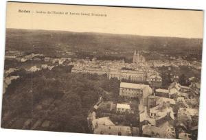 CPA Rodez - Jardins de l'Eveche et Ancien Grand Seminaire (109507)