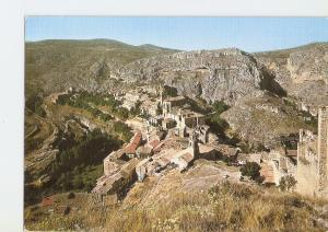 Postal 020627 : Vista Aerea desde el Castillo, Albarracin - Teruel