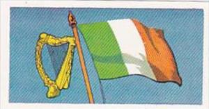 Amaran Tea Trade Card Flags &  Emblems No 3 Eire