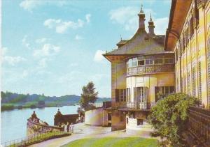 Germany Dresden Waterside Palace