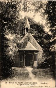 CPA   Environs de Bagnoles-de-L'Orne -Antoigny -Chapelle Saint-Antoine  (434976)