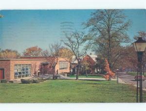 Pre-1980 Keuka College - Keuka Park - Penn Yan New York NY E1848