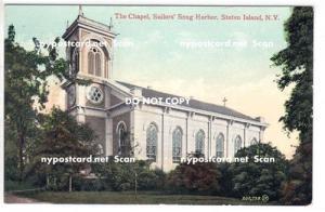 The Chapel, Sailors' Snug Harbor, Staten Island NY