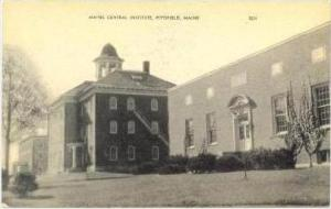 Maine Central Institute, Pittsfield, Maine, 1900-1910s