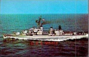 USS MOALE DD-693