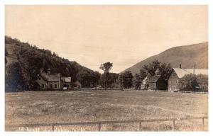 Vermont  West Bridgewater ,  View of Village ,  RPC