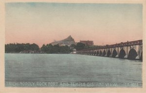 TRICHINOPOLY , India , 1900-10s ; Rock Fort